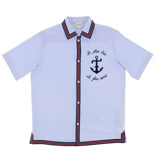 Gucci Shirt With Anchor