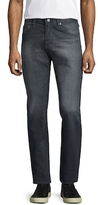 AG Adriano Goldschmied Matchbox Slim Fit Distressed Jeans