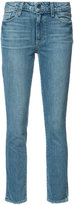 Paige cropped jeans - women - Cotton/Spandex/Elastane - 23