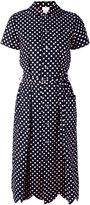 Comme des Garcons 'Pois' dress - women - Cotton - XS