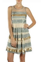 Ryu Tiered Sequin Dress