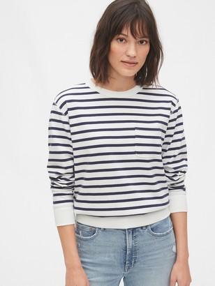 Gap Long Sleeve Pocket T-Shirt
