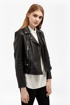 French Connection Lydia Leather Jacket