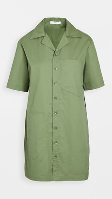 Tibi Camp Dress