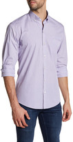 Zachary Prell Laverick Long Sleeve Print Pocket Shirt