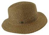 Seeberger Women's Trilby Hat - Beige -