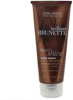John Frieda Brilliant Brunette Shine Shock Leave-On Perfecting Glosser