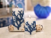 The Well Appointed House Blue Coral Candle - IN STOCK IN OUR GREENWICH STORE FOR QUICK SHIPPING