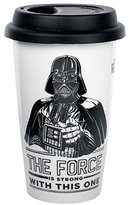 "Star Wars The Force Is Strong"" Ceramic Travel Mug, Multi-Colour"