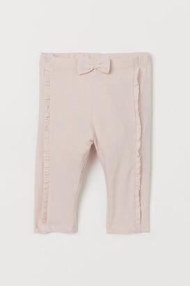 H&M Frilled leggings