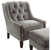 Merrill Armchair Braxton Culler Upholstery: 0405-61/Bisque