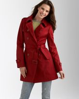 DKNY Jeans DKNY Double-Breasted Trench Coat