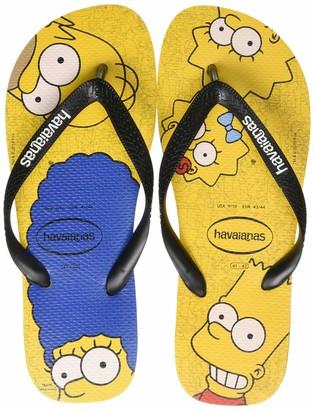 Havaianas Unisex Adult's Simpsons Flip Flops
