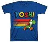 Super Mario Boys' Yoshi T-Shirt - Blue
