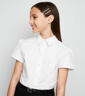 New Look Girls Short Sleeve Shirt