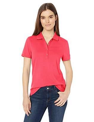 Amazon Essentials Short-Sleeve Polo Shirt,Medium