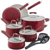 Paula Deen Aluminum Nonstick 12 Piece Cookware Set