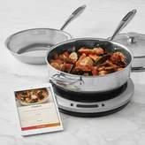 Hestan Cue Smart Induction Burner, Fry Pan & Chef's Pot