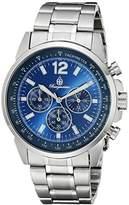 Burgmeister Men's BM608-131 Washington Analog Chronograph Watch