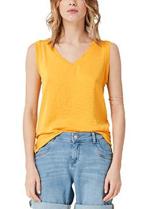 S'Oliver Women's .904..7319 Tank Top,16 (Size:)
