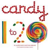 Chronicle Books Candy 1 to 20 (Board Book)