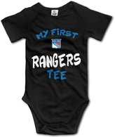 Julia Dickens New York Rangers My First Tee Infant Baby Onesie Creeper