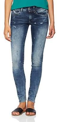 G Star Women's Lynn Mid-Waist Skinny Jeans,31W / 34L