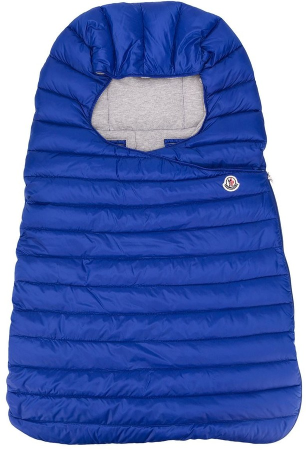 Moncler Enfant Padded Hooded Sleep Bag
