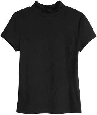 Epic Threads Big Girls Ribbed T-Shirt