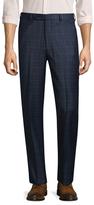 Brooks Brothers Wool Plaid Trousers