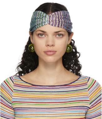 Missoni Multicolor Woven Headband