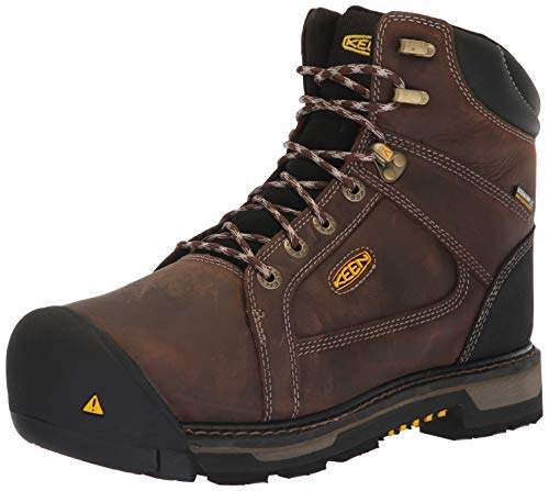 bfa960f1917 Men's Oakland Steel Toe Waterproof Industrial Boot,7.5 2E US