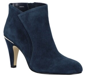 Bella Vita Pyllis Heel Rand Ankle Boots Women's Shoes
