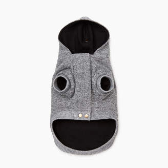 Roots Pooch Salt and Pepper Hoody Size 14
