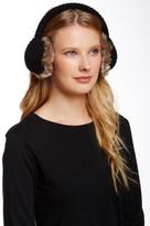 Collection XIIX Waffle Knit Faux Fur Earmuff