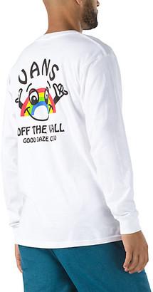 Vans Shaka Rainbow Long Sleeve T-Shirt