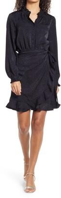 Lilly Pulitzer Abriana Long Sleeve Wrap Dress