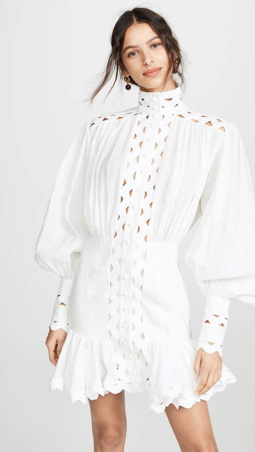 Zimmermann Ninety-Six Wave Dress