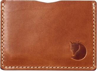 Fjallraven Ovik Leather Card Holder