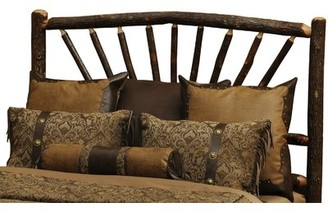 Loon Peak Cleary Wood Open-Frame Headboard Size: California King