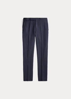 Ralph Lauren Polo Striped Suit Trouser