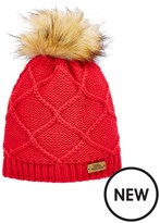 Trespass Tanisha Bobble Hat