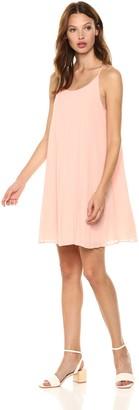 BCBGeneration Women's Sunburst Pleated Dress