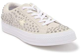 Converse Chuck Taylor One Star Studded Oxford Sneaker (Women)