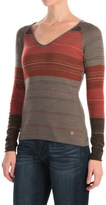 Smartwool Sulawesi Sweater - Merino Wool, V-Neck (For Women)