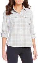 Columbia Silver Ridge Long Sleeve Flannel Shirt