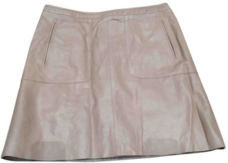 French Connection Leather Skirt for Women