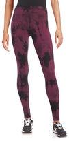 Calvin Klein Tie-Dye Stretch Leggings