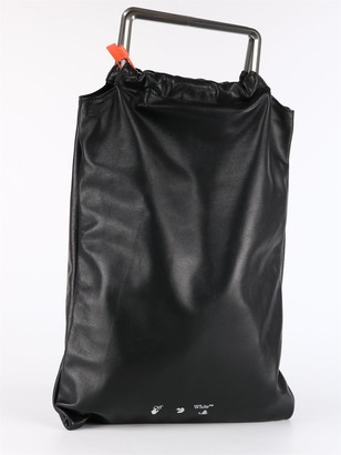Off-White Allen Top Handle Tote Bag