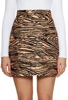 Proenza Schouler Printed Mini Skirt